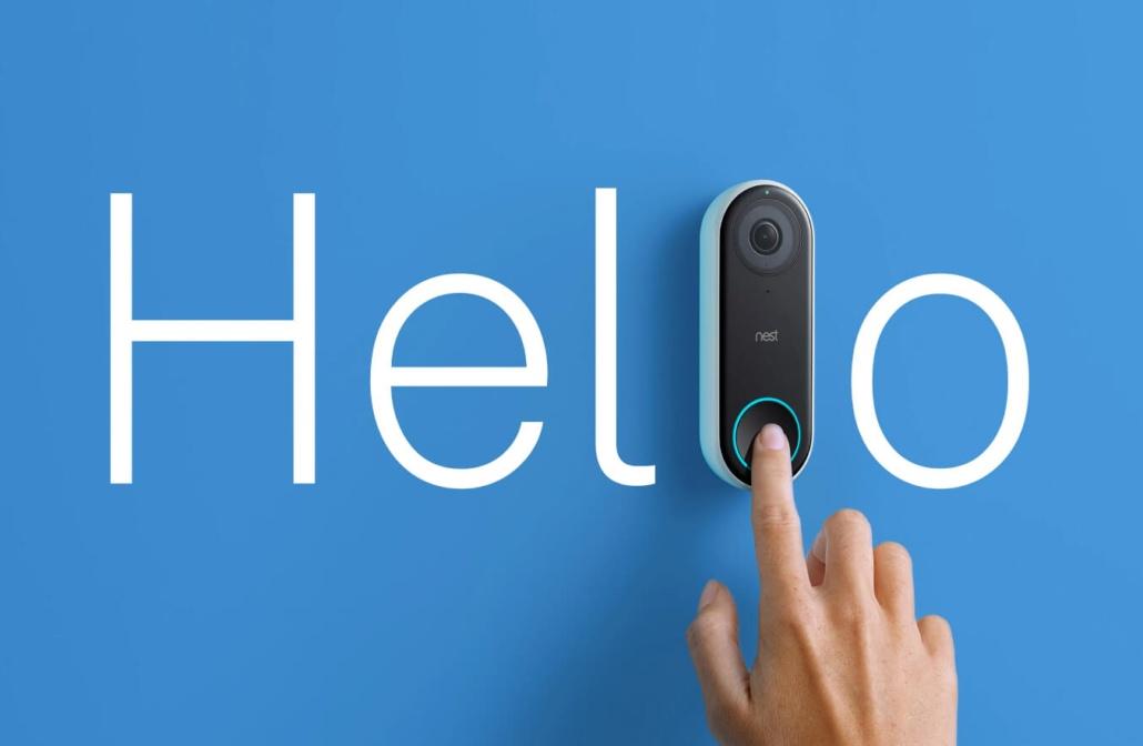 Best Video Doorbell Nest Vs Ring Techhive Com Superior